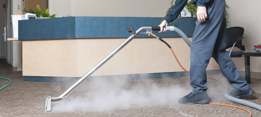 commercial carpet cleaning service in Dallas